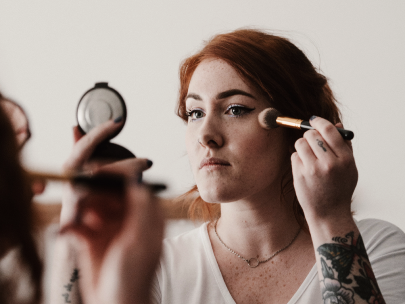 take forty five - airbrush makeup artist - how to find your beauty style - quiz!