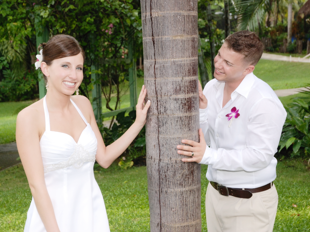 take forty five - airbrush makeup artist - destination wedding in Jamaica Featured Image